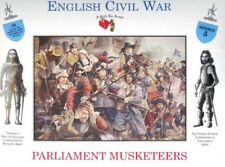 CALL TO ARMS ENGLISH CIVIL WAR PARLIAMENT MUSKETEERS 16 Figures FREE SHIP