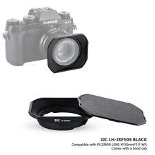 JJC Bayonet Lens Hood Shade with Cap for FUJINON LENS XF50mmF2 R WR