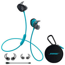 New ListingNew Bose SoundSport Wireless Bluetooth Headphones Headsets Earbuds Neckband Aqua