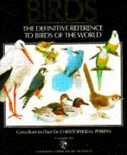 The Illustrated Encyclopedia of Birds : The Definitive Reference to Birds.