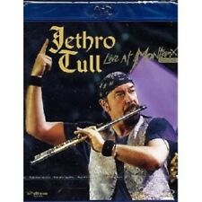 """JETHRO TULL """"LIVE AT MONTREUX 2003""""  BLU-RAY NEW+"""