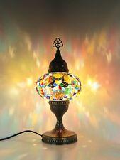 21 VARIATIONS NEW DESIGN Turkish mosaic table lamp.