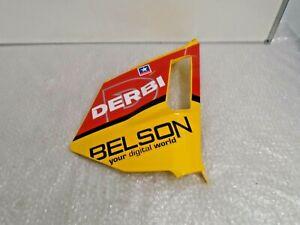 Derbi GP1 50cc Open 2008 Replica Right Fairing Panel Belson New OE 86541200WY3