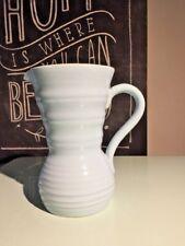 Lovatt's Retro Style Pottery Stoneware Jug /Pitcher Light Blue or Flower Vase