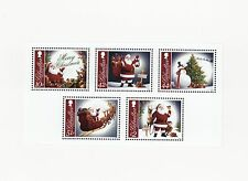 Gibraltar #1359-63, Cromalin Proofs, Mounted on Cartor Folder, Christmas