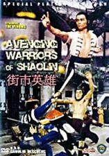 Avenging Warriors of Shaolin- Hong Kong RARE Kung Fu Martial Arts Action movie