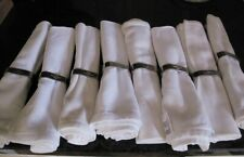 8 Villeroy and Boch SERENO POLISHED 8 NAPKIN RINGS