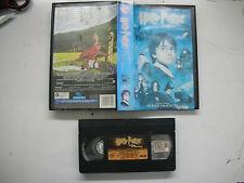 HARRY POTTER E LA PIETRA FILOSOFALE 2001 VHS italiano