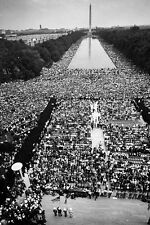 New 5x7 Photo: Martin Luther King's March on Washington for Jobs and Freedom
