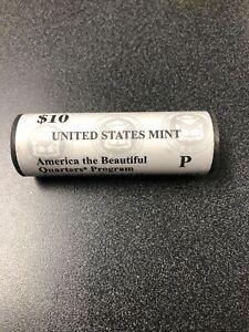 2016 P State Quarter Roll ( SC ) Original Mint Rolls