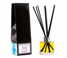 Mystix London | Mental Clarity Essential Oil Reed Diffuser - 100ml(RD100EOBMENT)