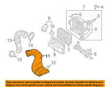 MITSUBISHI OEM 09-14 Lancer Air Cleaner Intake-Inlet Duct Tube Hose 1505A265