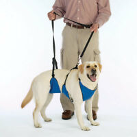 Dog Harness 4-in-1 Lift & Lead Adjustable Senior Pet Support Mobility Carry Srap