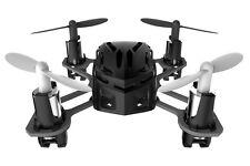 Hubsan Q4 Nano Quad Copter with LED Lights - Black Edition