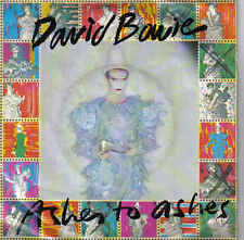 David Bowie-Ashes To Ashes Vinyl single