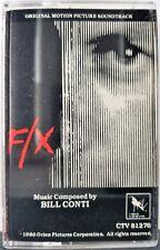 F/X Soundtrack Cassette Tape 1sk