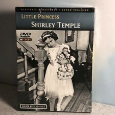 DVD SHIRLEY TEMPLE LITTLE PRINCESS IN COLOR GOLDEN MOVIE CLASSICS NEW NIB SEALED