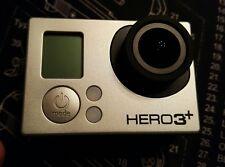 GoPro HERO3 Hero 3 + PLUS BLACK CHDHX-302 * CAMERA AND 2 BATTERIES * 777
