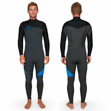 Quiksilver Mens Syncro Series 3-2mm Chest Zip GBS Steamer Wetsuit