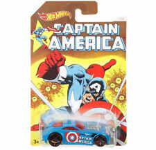 Hot Wheels Captain America Sir Ominous Vehicle 1 64
