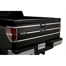 PUTCO 402702 Tailgate Accent; Stainless Steel; For 2009-2014 Ford F-150