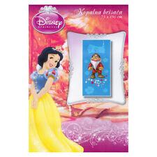 Telo Mare Disney Spugna 100% Cotone cm 75x150 Biancaneve e i Sette Nani ver.1
