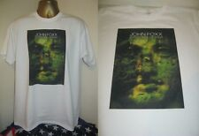JOHN FOXX- CATHEDRAL OCEANS ART PRINT T SHIRT -WHITE - EXTRA LARGE