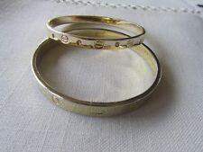 Vintage Cartier replica silver 925 love bracelets