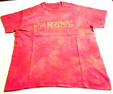 FAMILY Rock band - Vintage Original T-Shirt -SAXON DIO Iron Maiden Black Sabbath
