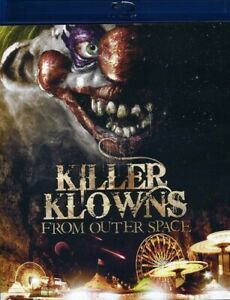 KILLER KLOWNS FROM OUTER SPACE (WS) (FP) NEW BLURAY
