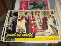 Trouble to Losers Fotobusta Small Original 1955 L.Padovani a. M.Ferrero Type B