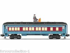 Lionel Polar Express Disappearing Hobo Car # 6-35130