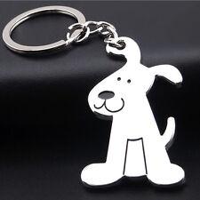 Niedliche Hundewelpen-Metall Keychain Schlüsselketten Schlüsselanhänger  Pop