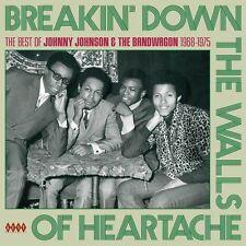Johnny Johnson & The Bandwagon - Breakin' Down The Walls Of Heartache (CDKEND 30