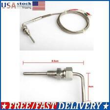 18 Npt Egt K Type Thermocouple Exhaust Probe 1200c Temperature Sensors Thread