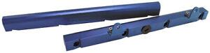 Aeroflow AF64-2005 Fuel Rails Blue Fits LS1 fits Holden One Tonner 5.7 V8, VY...