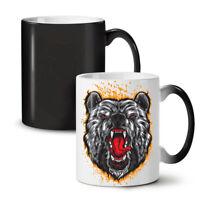 Bear Animal NEW Colour Changing Tea Coffee Mug 11 oz | Wellcoda