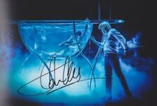 "HANS KLOK 2 Magier Foto 20x30 8""x12"" signiert IN PERSON Autogramm signed"