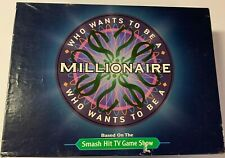 Who Wants to Be A Millionaire Board Game TV Show Pressman Money Family Game