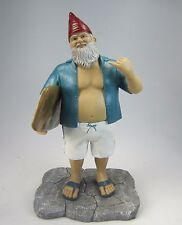 Hawaiian Surfer Garden Gnome - Original Design!