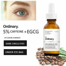 The Ordinary 5% Caffenie + EGCG Eye Serum Eye Cream For Wrinkles Dark Circle