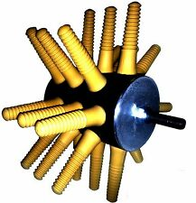 Chicken plucker 24 fingers life-time guarantee! Make it easy! Poultry plucker!