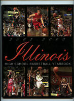 2002 20003 Illinois High School Basketball Official Team Yearbook