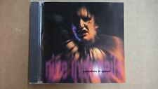 "Nine Inch Nails ""Monsters In Space"" Pro Sourced Silver Disc Cd-!Never Used!"