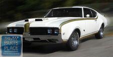 1969 Hurst Oldsmobile Cutlass / 442 Factory Appearance Kit - H/O