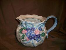 Fitz & Floyd Classics Victorian Lace Teapot (No Lid) Pitcher