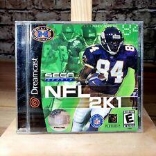 NFL 2K1 SEGA 2001 [E]
