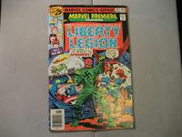 Marvel Premiere #30 (1976 Marvel) Featuring Liberty Legion