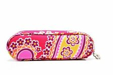Vera Bradley Eyeglasses case - Zipper Soft Fabric Case - New Authentic