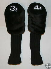 Brand New Generic Golf Hybrid Wood headcovers head Covers 3i 4i  For all brands
